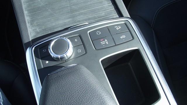 Prueba MB Clase ML 250 interiores (21)