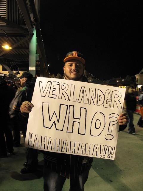 Verlander WHO?