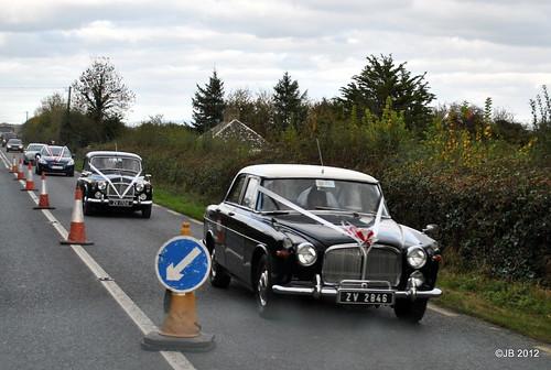 1963 Rover ZV2846 & 1960 Rover ZV1724