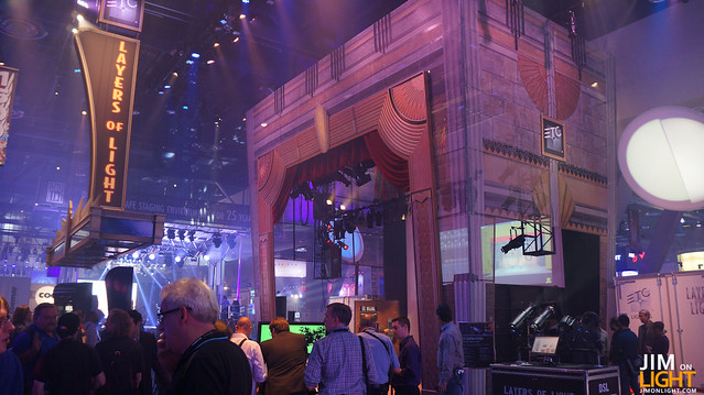 Electronic Theatre Controls (ETC) at LDI 2012