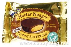 Nectar Nugget Dark Peanut Butter Cup