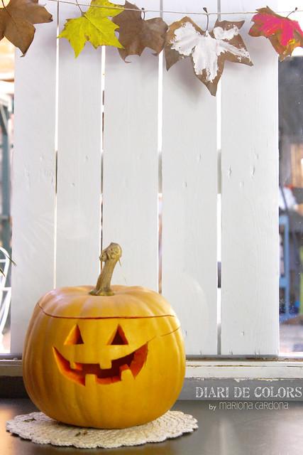 Llegó el otoño!