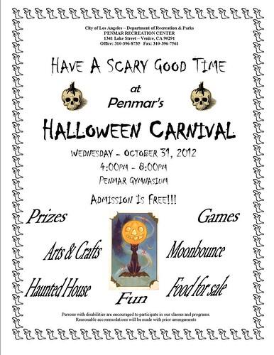Penmar Halloween Carnival