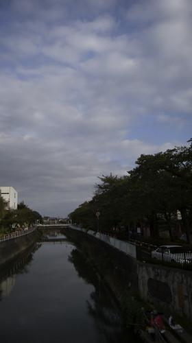 Fishing the Ichikawa Autumn Dream Bridge