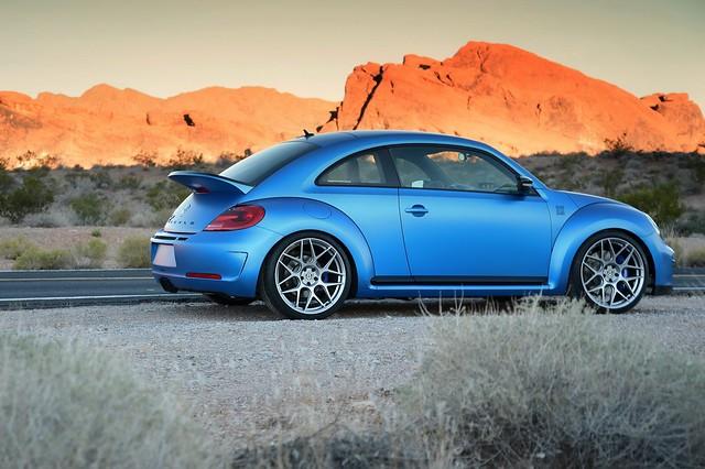 Volkswagen Beetle SEMA Show 2012