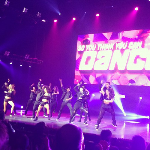 Oct 30, 2012 - #SYTYCD tour in Grand Prairie #gangnamstyle