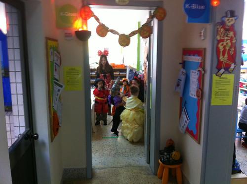 Halloween at Soong Ching Ling Kindergarten