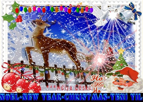 NOEL-NEW YEAR-CHRISTMAS-YENI YIL by Hulya I Coskun