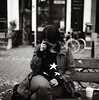 golnar, and her stars, in amsterdam by futile81