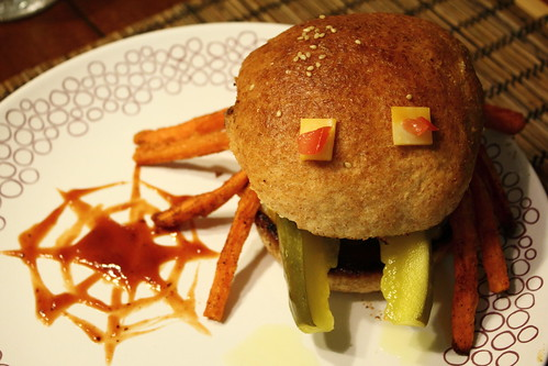 Spiderburger