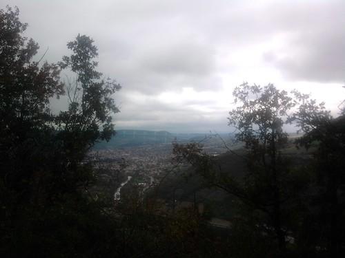 Vue sur Millau