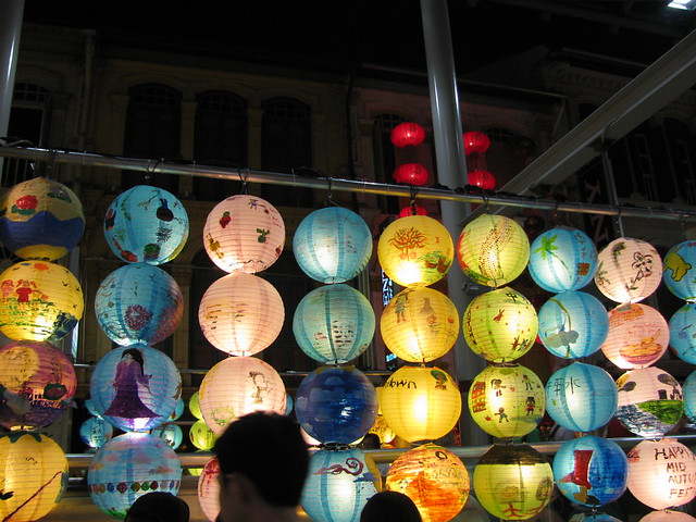 Moon Festival in Singapore