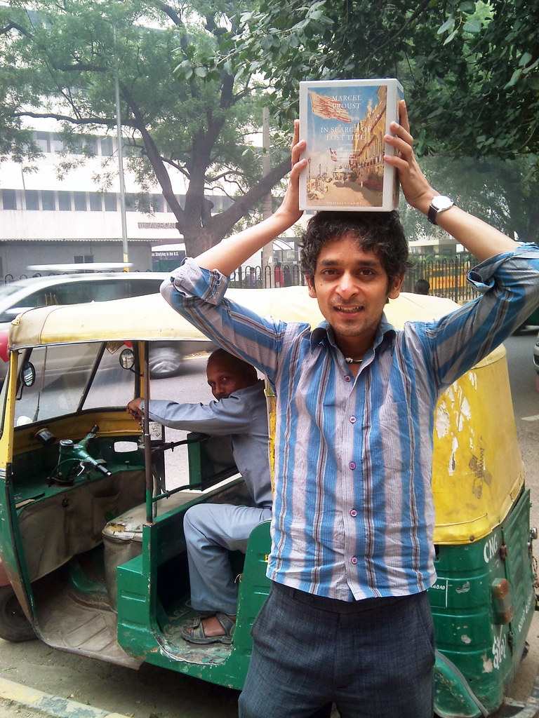 The Delhi Proustian