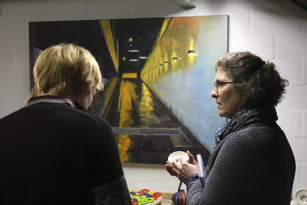 Open Atelier 27 28 Oktober 2012img5488 Inge De Wit
