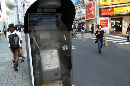 見慣れた街の中で 渋谷 4