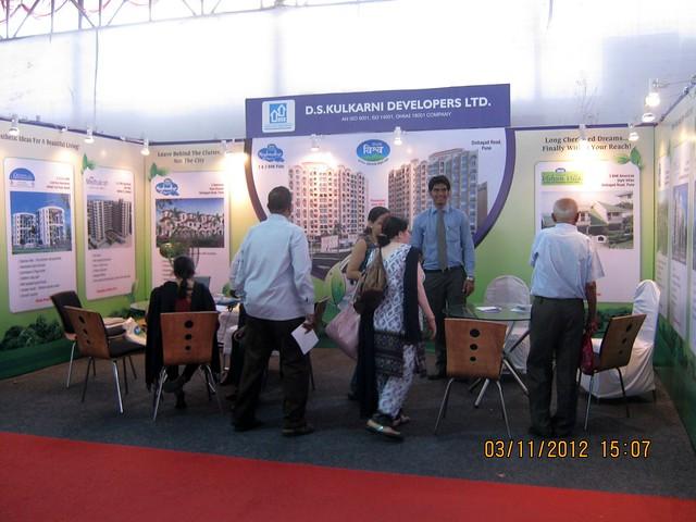 Maharashtra Times - Pune Property Show 2012,  on 3rd & 4th November 2012, at Sakhar Sankul, Narveer Tanaji Wadi, Shivaji-Nagar, Pune 411005