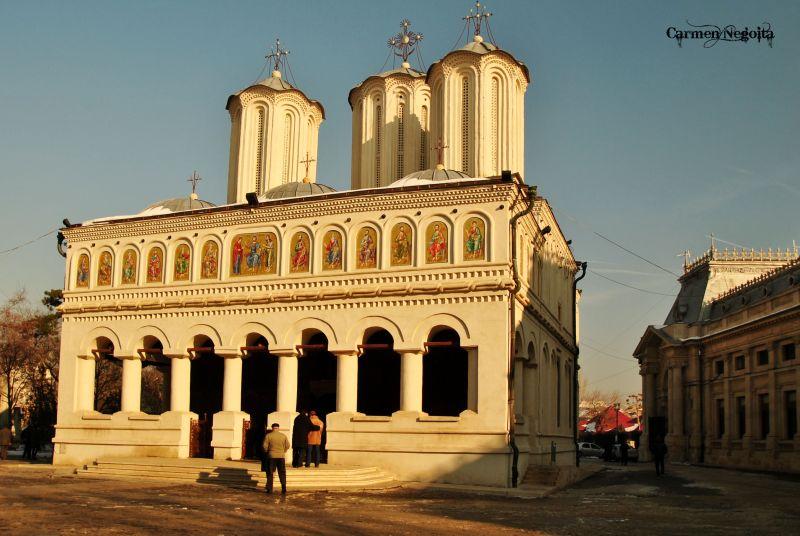 Bucuresti_Palatul Patriarhiei_6