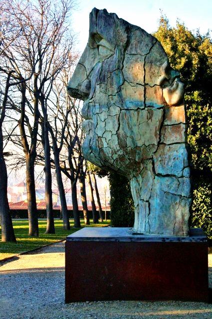 Modern Sculpture, Boboli Garden