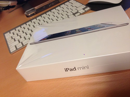 ipad mini Wi-Fi / White 16GB