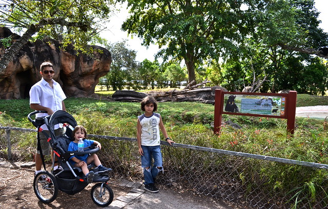 Miami Metro Zoo – Pioneer for Cage-less Zoos