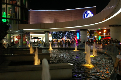 SM Mall of Asia in Pasay, Philippine /Dec 30,2012 (part2)
