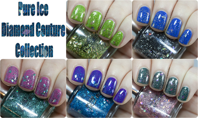 Pure Ice Diamond Couture Collection
