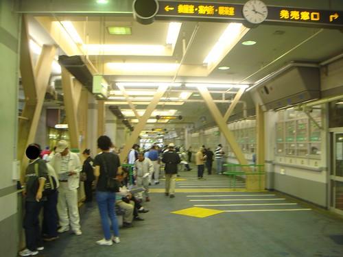 Mizusawa Racecourse 水沢競馬場