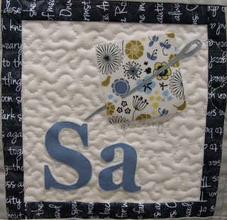 A Quilter's Week
