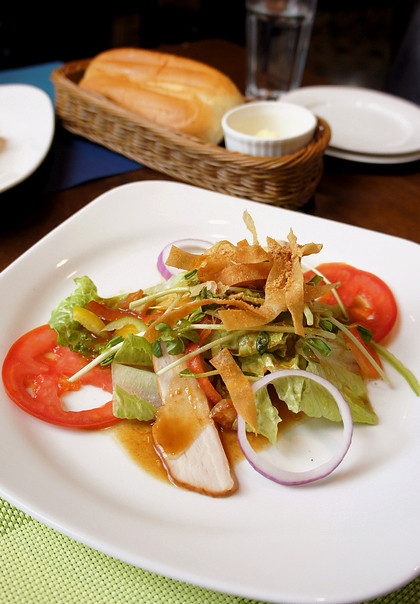 宜蘭藍屋餐廳11