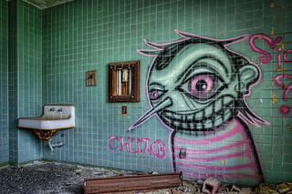 Sinister Smiles at the Sanatorium