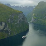 Cruise to the Geirangerfjord in Norway (Unesco world heritage)