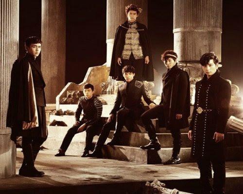 Confira o novo Álbum Japonês de 2PM!