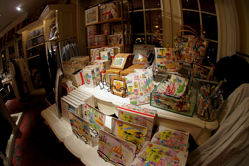Disneyland Hotel - 20th Anniversary Merchandise
