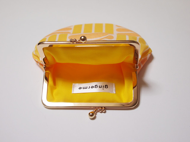 frame pouch - basket