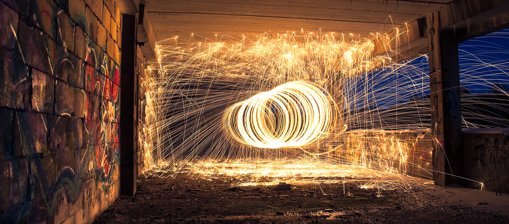 Steel wool / Terasvill