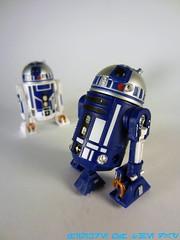 Blue R2-Series Astromech Droid