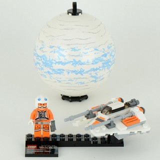 75009 Snowspeeder and Hoth