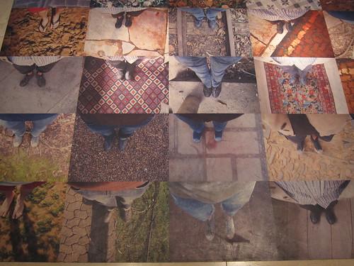 Mario Londoño: Collage fotográfico