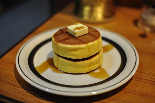 ピノキオのホットケーキ