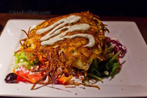 Sweet Potato Crusted Tilapia (Toronto - Markham)