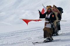 Belalp Hexe: sjezd čarodějnic ve Švýcarsku