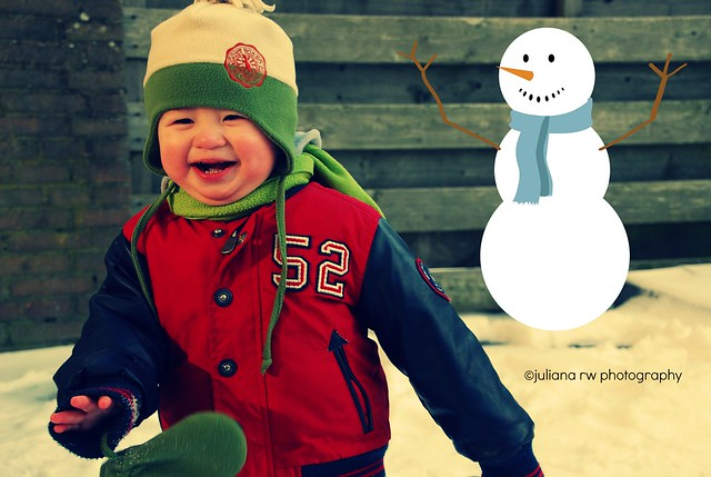 Snowman attack Matthew