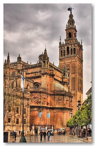 Catedral de Sevilha by VRfoto