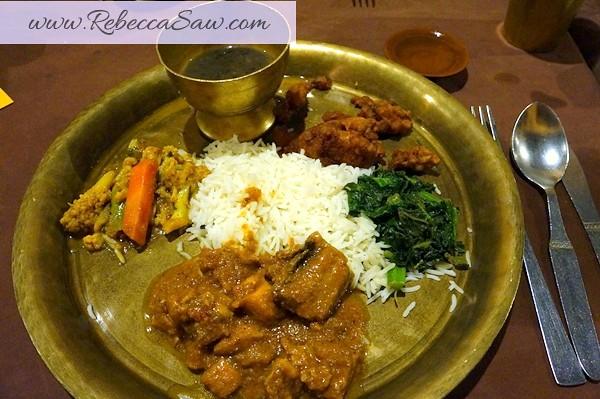 nepali chulo restaurant kathmandu nepal-005