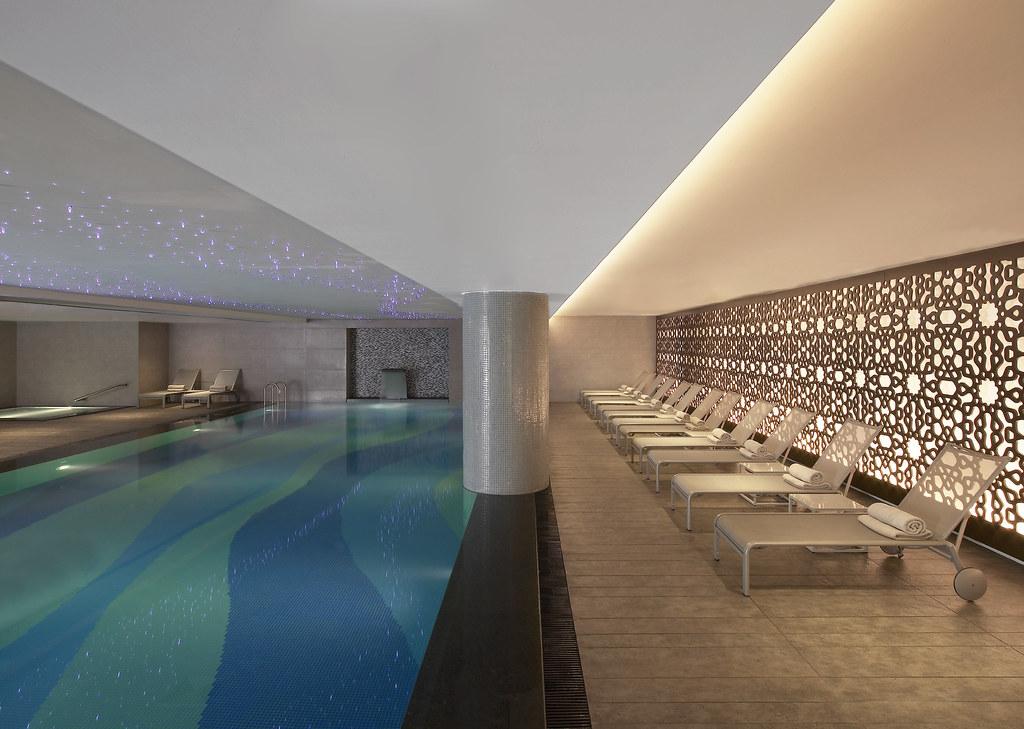 Le Meridien Istanbul Etiler Explore Spa Pool By LeMeridien Hotels And Resorts On Flickr