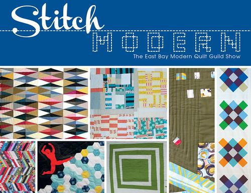 Stitch Modern 2013 Postcard