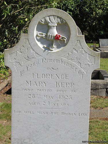 Florence Mary KERR