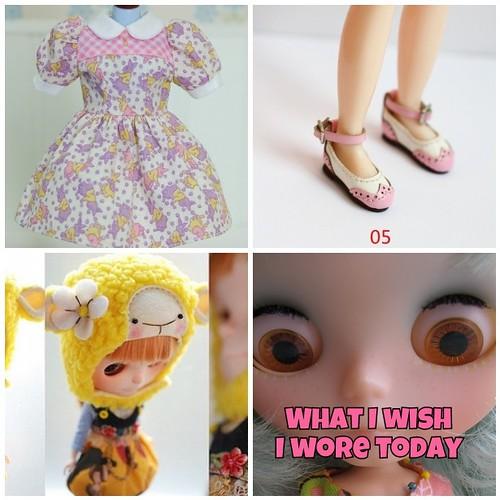 29.365: What I Wish I Wore Today: Dolly Edition