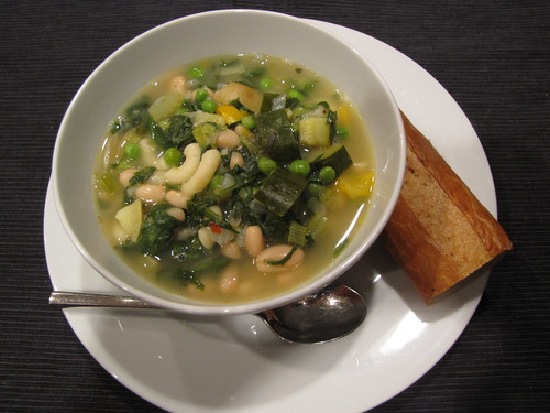 Super Green Minestrone