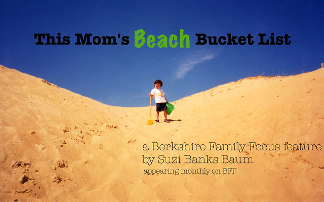 The Mom's Beach Bucket List: Earth Day is every day